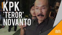 Pengacara Novanto Sebut Penyidik KPK Teror Rumah Sakit