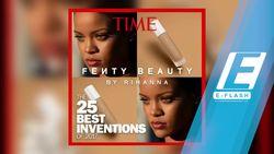 Wow! Kosmetik Rihanna Masuk Daftar Penemuan Terbaik 2017
