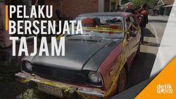 Kelompok Bermotor Serang Perkampungan dan Markas Ormas di Sukabumi