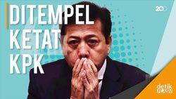Tak Mau Kehilangan Lagi, Dokter KPK Diterjunkan Periksa Novanto