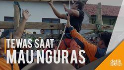 Basarnas Surabaya Evakuasi Empat Orang Tewas di Sumur