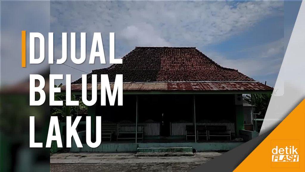 Rumah Tua di Cirebon ini Dijuluki Gedongan Jin, Wah Seram Ya