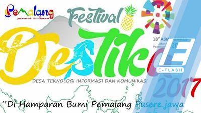 Kominfo Adakan Festival Destika di Pemalang