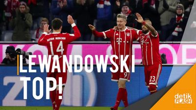 Bayern Munich Semakin Kukuh, Dortmund dalam Krisis
