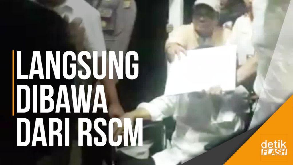 Setya Novanto Dipindah ke Tahanan KPK