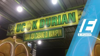 Sambut Jokowi Mantu, Ucok Durian Siapkan 2x Lipat Durian