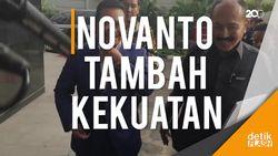 Otto Hasibuan Merapat Jadi Pengacara Novanto