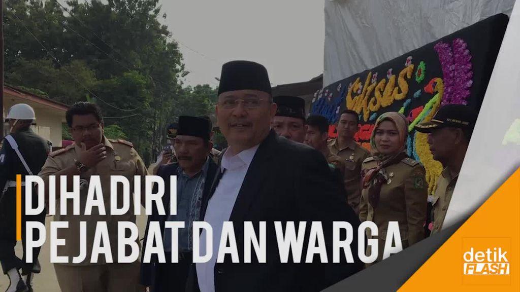 Tamu VIP dan Kemeriahan Pemberian Marga Siregar ke Kahiyang