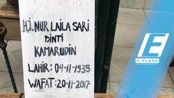 Kisah Laila Sari yang Rela Puasa Demi Cucu