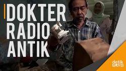 Kenalan dengan Oo, Dokter Radio Antik dari Bandung