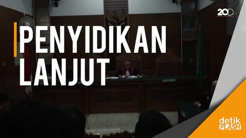 Praperadilan Walkot Batu Nonaktif Eddy Rumpoko Kandas', KPK Menang