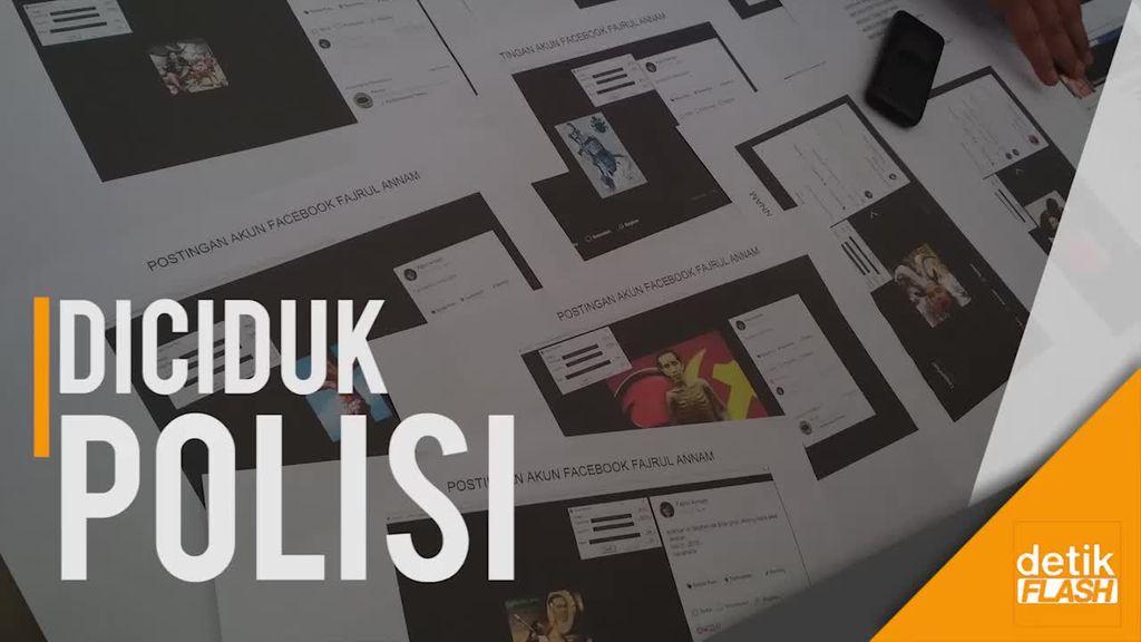 Ini Hazbullah, Pencomot Foto Iriana untuk Tebar Kebencian di Medsos