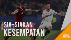 Liverpool Sia-siakan Kesempatan Emas Lolos ke 16 Besar Liga Champions
