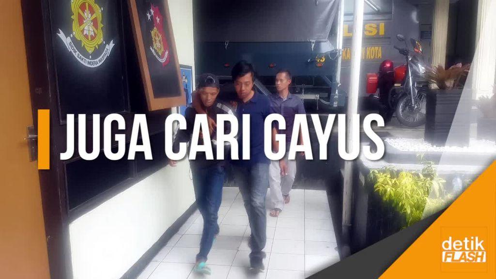 Anak Punk ini Bikin Geger Kantor Polisi karena Teriak Cari Novanto