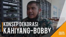 Dekorasi Resepsi Kahiyang-Bobby akan Bernuansa Pedesaan Sumatera