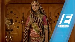 Deepika Padukone Bantah Ada Adegan Intim di Film Padmavati