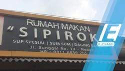 Sup Daging Sipirok, Suguhan Primadona di Ngunduh Mantu Kahiyang-Bobby
