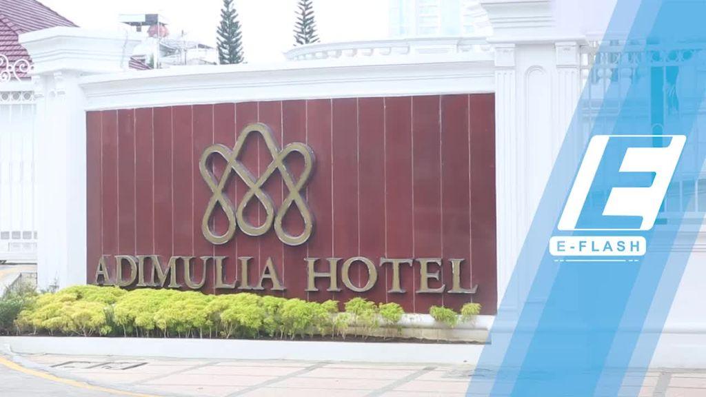 Glamor dan Klasiknya Hotel Penginapan Jokowi di Medan