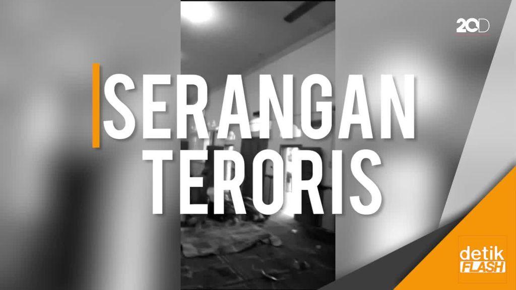 Korban Tewas Teror Masjid Mesir Tembus 230 Orang