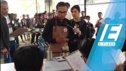 Barista Gorontalo dan Medan Juarai Coffee Toba Festival 2017