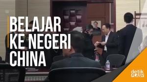 PLN Boyong Rektor Kampus Top Indonesia ke China