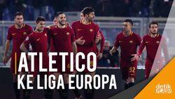 Juara Grup, Roma Langkahi Chelsea di Laga Terakhir
