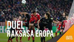 Bayern Sukses Balas Dendam Atas PSG