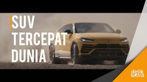 Perkenalkan Urus, SUV Tercepat di Dunia dari Lamborghini
