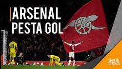 Wenger Torehkan Kemenangan ke-700