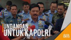 Panglima TNI Segera Ajak Kapolri Ngopi di Udara