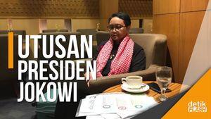 Indonesia Terus Berjuang Diplomatik Bela Palestina, Menlu Retno Menuju Yordania