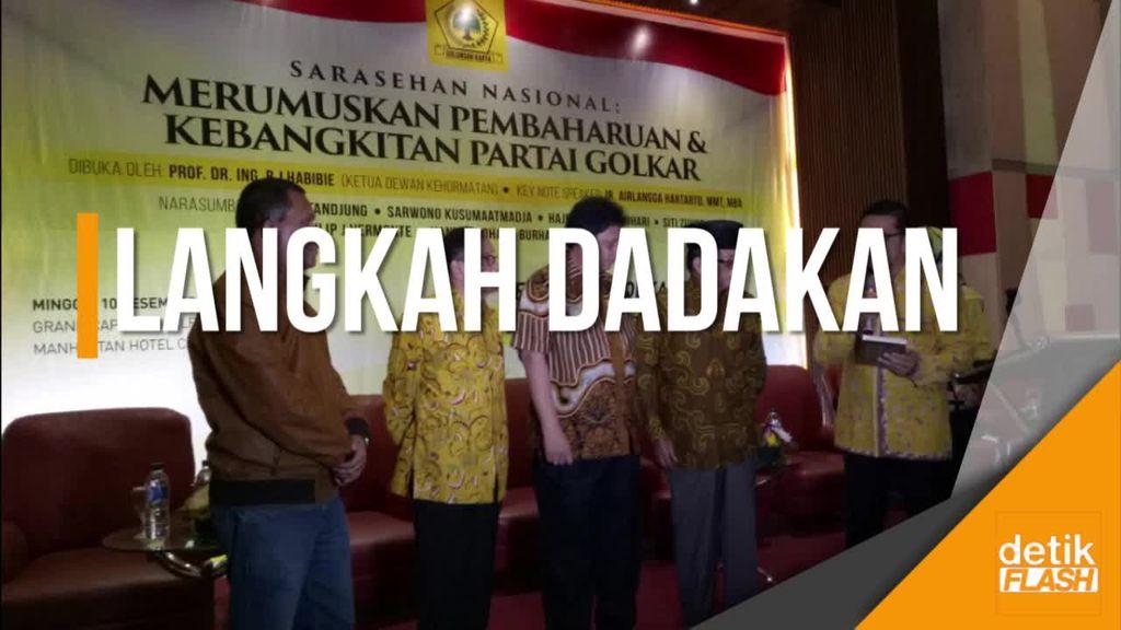 Airlangga Sikapi Langkah Novanto Tunjuk Aziz Syamsuddin