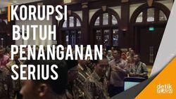 Jokowi: Dari Waktu ke Waktu, Pejabat yang Korup Masih Terus Ada!