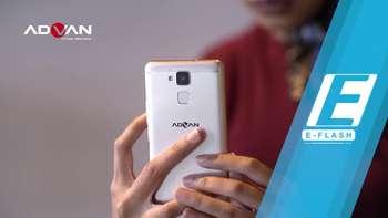 Advan Masuk 3 Besar Merek Ponsel Terlaris di Indonesia