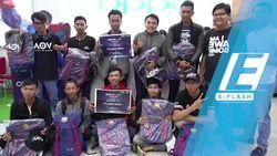 Selamat! Ini Pemenang Turnamen Oppo F5 x AoV di Malang