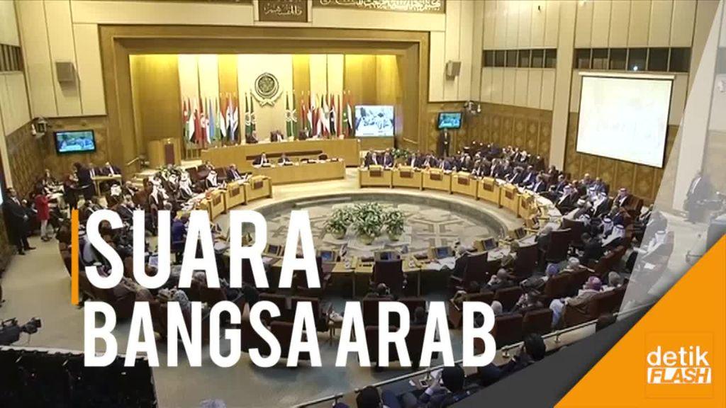 Palestina Memanggil Dunia Arab Bersatu