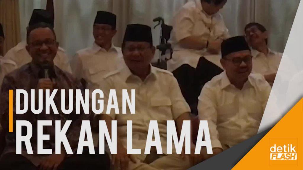 Momen Anies Beri Dukungan untuk Sudirman Said