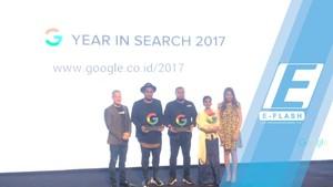 Ini yang Paling Banyak Dicari di Google Sepanjang 2017