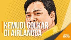 LSI Denny JA: Golkar Bisa Bangkit Asal Ada Branding Baru