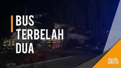 Kecelakaan Fatal Bus Sekolah Dihantam Kereta, Empat Tewas