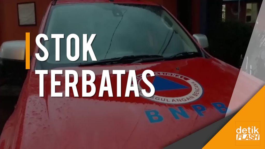BPBD Tasikmalaya: Kami Belum Bisa Distribusikan Logistik ke Warga