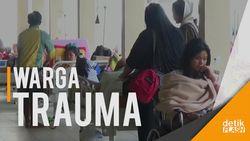 Traumanya Warga Tasikmalaya Usai Dihantam Gempa 6,9 SR