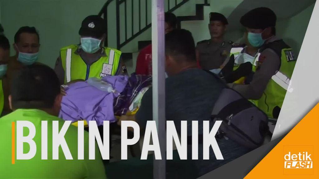 RS Banyumas Rusak Akibat Gempa, 53 Pasien Dievakuasi