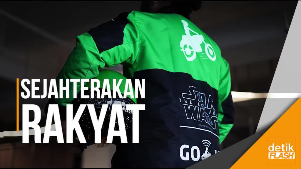 Dorong UMKM, Go-Jek dan Pemprov DKI Jalin Kerja Sama Kulineran