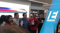 Antusiasme Fanboy Indonesia Berburu iPhone 8 dan iPhone X