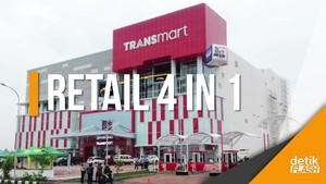 Transmart Sidoarjo Resmi Dibuka, Jadi Alternatif Selain Surabaya