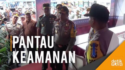 3 Jenderal Cek Pelabuhan Ketapang
