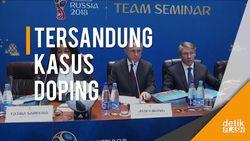 Ketua Sepak Bola Rusia Mundur untuk Sementara