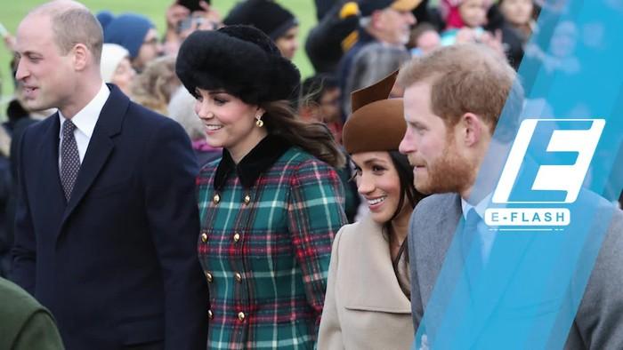 Jepretan Foto Keluarga Kerajaan Inggris dengan iPhone Jadi Viral