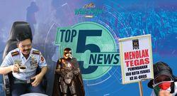 Top 5 News: Ngopi di Udara Bareng Panglima TNI, Aksi Bela Palestina